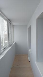 Ремонт балконов и лоджий в Томске от ком