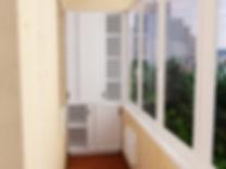 Отделка балконов Томск