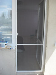 Стандартная москитная сетка на дверь от 2600