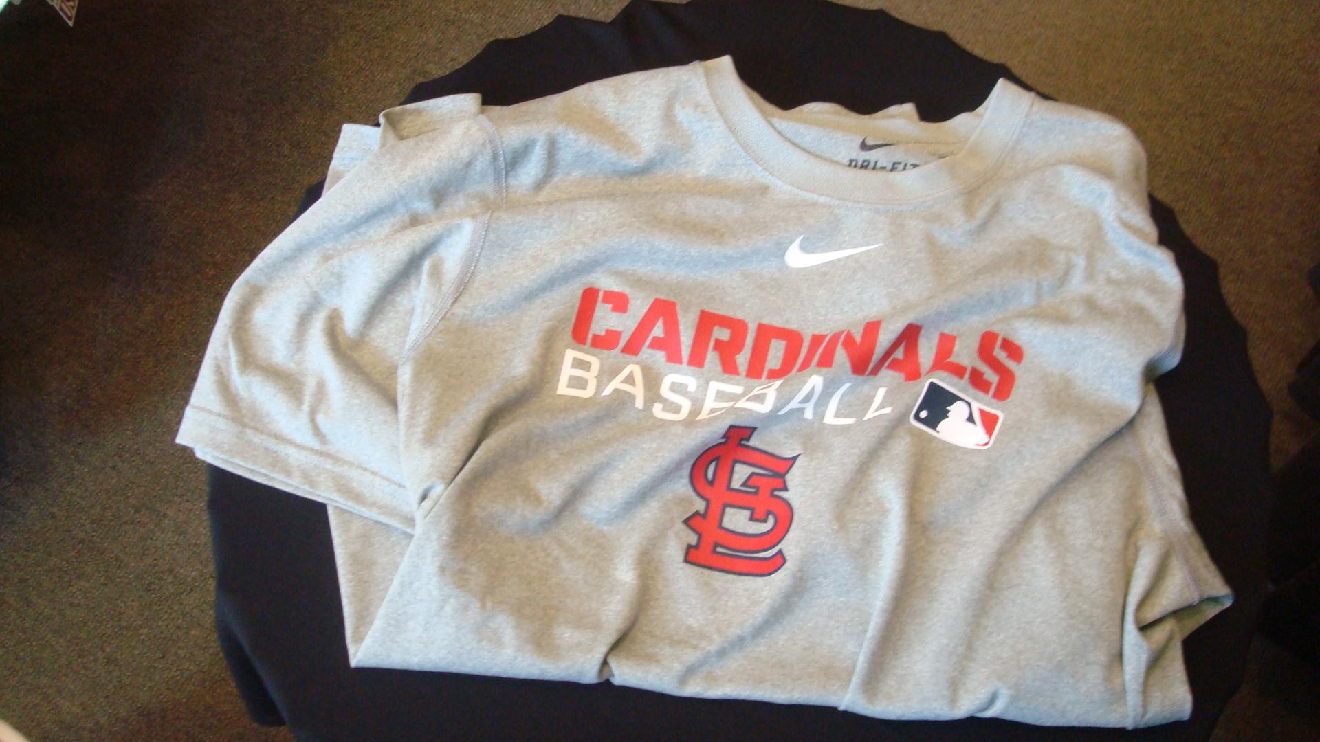 Cardinal Baseball Shirt