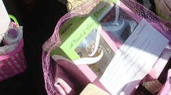 Wine Glasses and Gift Certificate