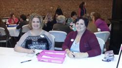 Registration Table Volunteers