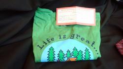 $110 Reservation + T-Shirt