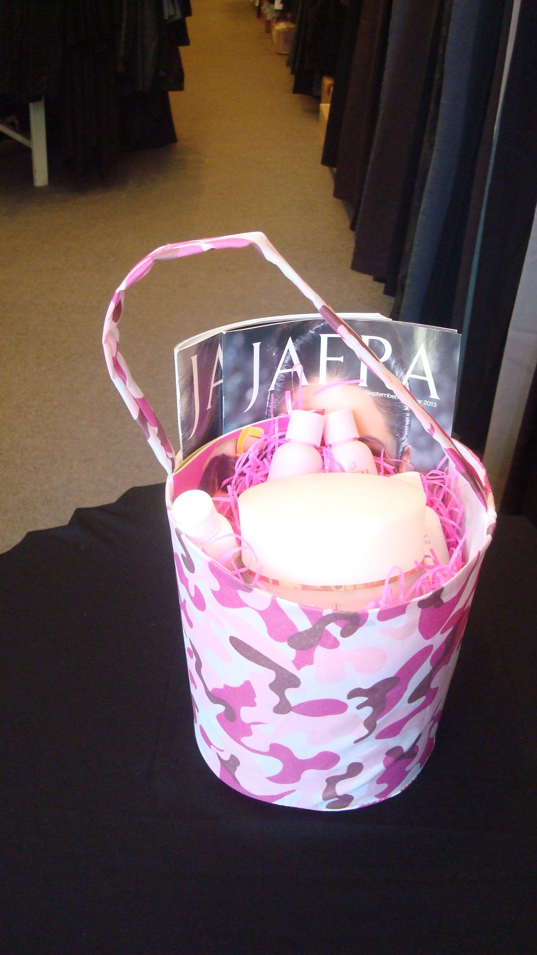 Jafra CosmeticsBasket