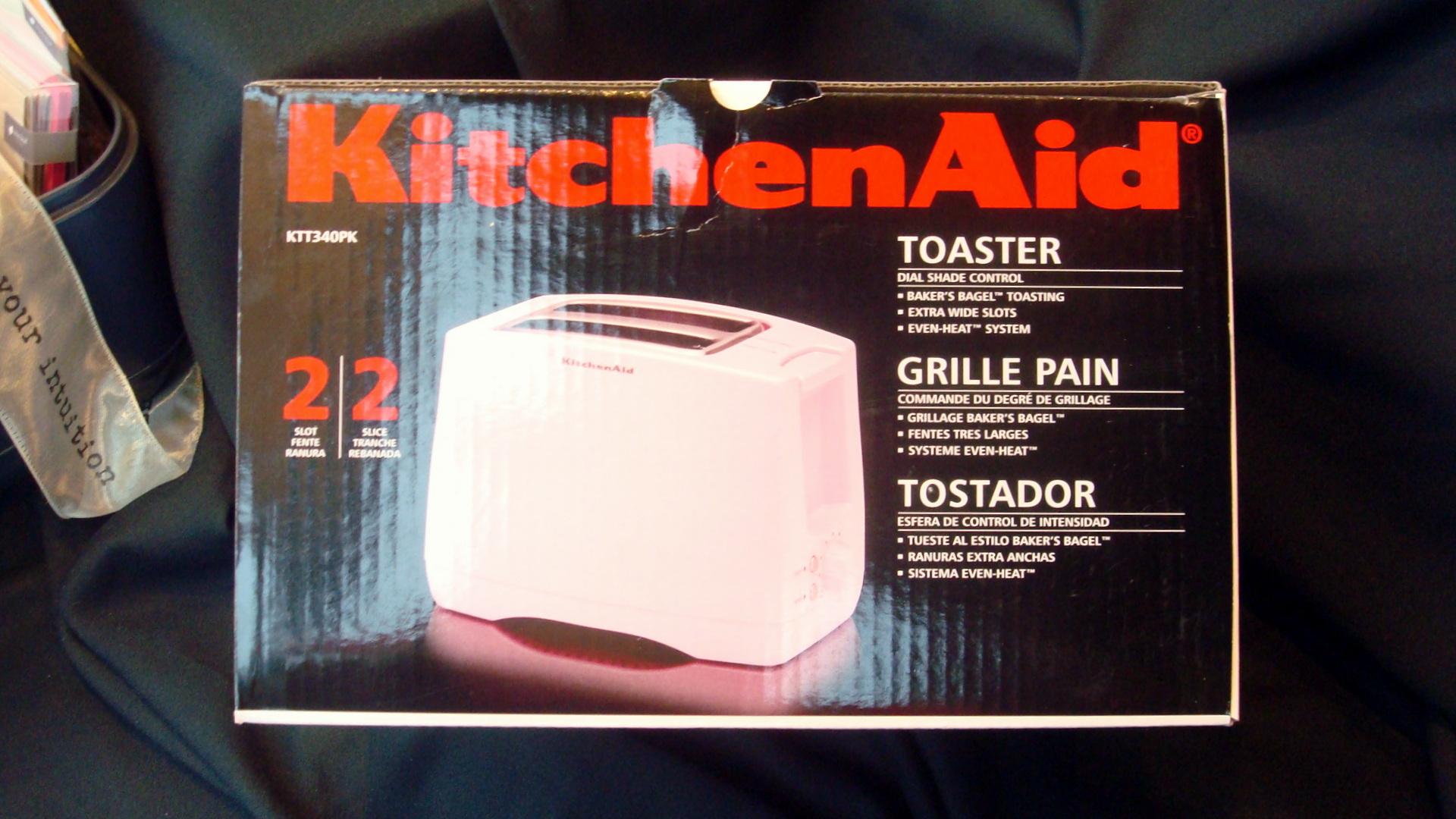 Pink Toaster