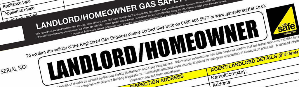Landlord Gas Safety Inspection