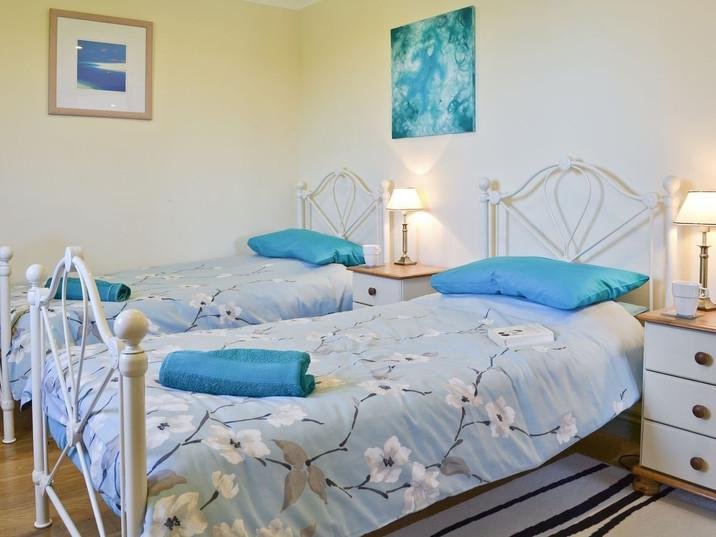 Two singles bedroom