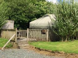 yurt outside2