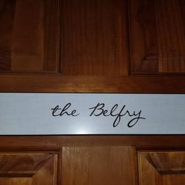 The Belfry Guestroom