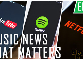 Music News That Matters Ep #5 | Spotify's New Features Leave Much To Be Desired