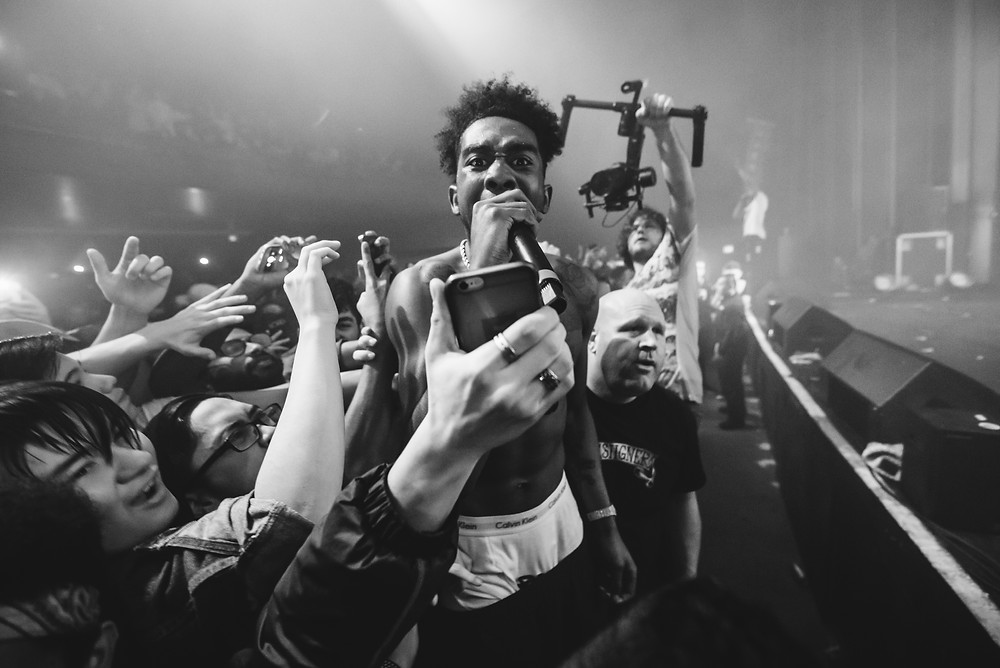 Desiigner photographed by Brandon Artis