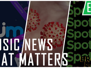 Music News That Matters Ep #6 | Coronavirus Impact On Indie Artists & The Industry