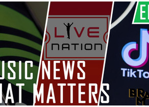 Music News That Matters Ep #9 | Live Nation Backtracks, India Bans TikTok & Spotify Returns To Video