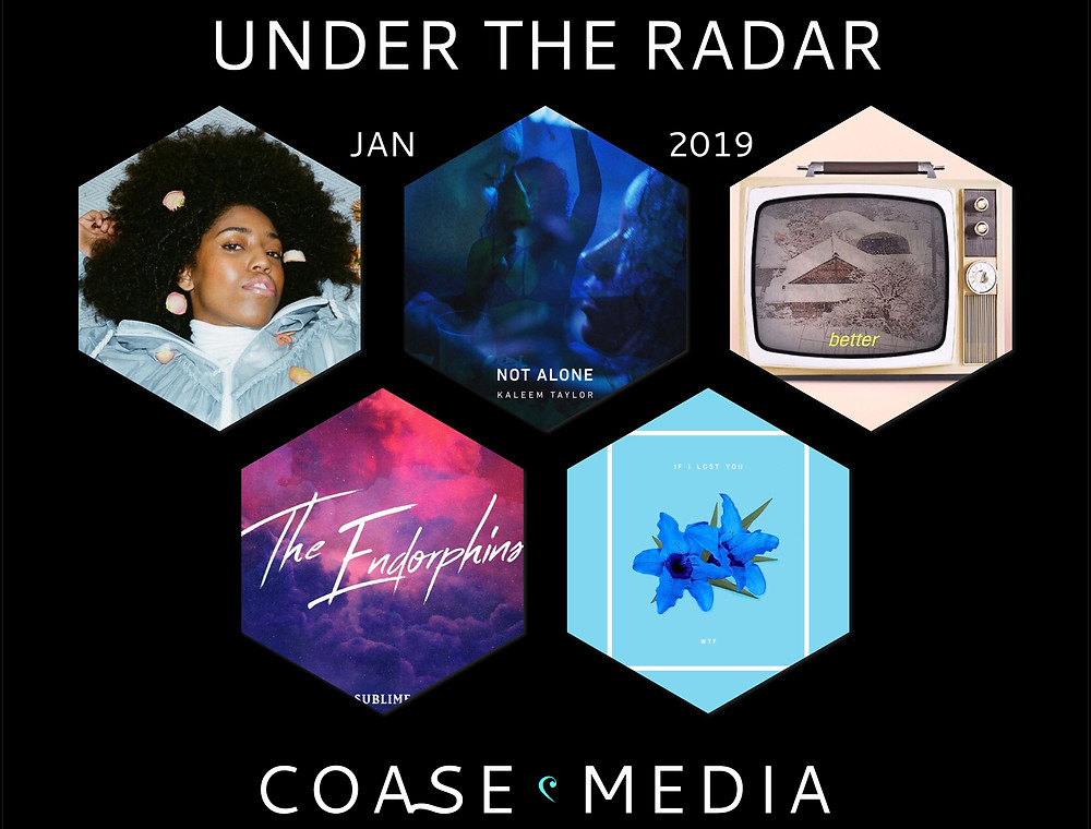 Under The Radar Album Artwork