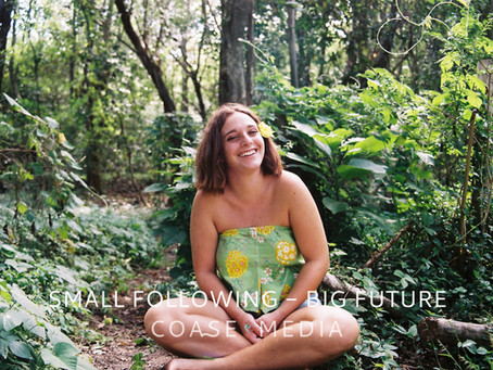 Small Following - Big Future: Getting To Know Ella Haber