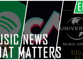 Music News That Matters Ep #7 | Is Spotify At A Crossroads? Could TikTok Cause Track Title Changes?