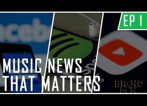 Music News That Matters Ep #1 | Spotify Opens Up Its Two-Side Marketplace