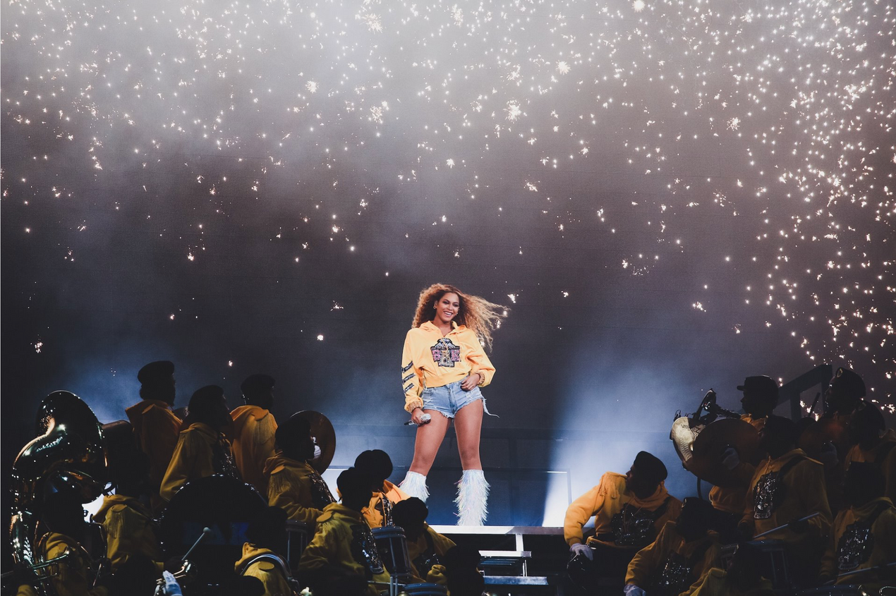 Beyonce photographed by Mel D. Cole