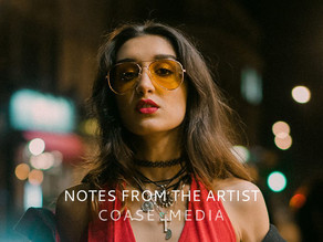Notes From The Artist: Introducing Caitlyn Scarlett