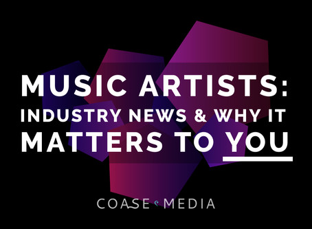 June Music Industry News For Indies
