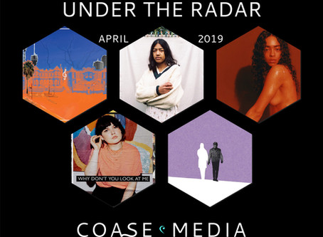 Under The Radar: 5 Tracks Released In April That You Need To Hear