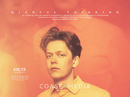 """Augustine Leaves Us Spellbound With Debut EP """"Wishful Thinking"""""""