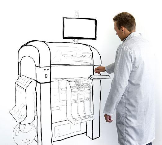 SMT Fertigung | THT Fertigung | Assemblierung | Prototyping | EMS Dienstleistung | Serienüberleitung | Funktionstest