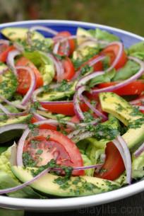 Cilantro Lime Salad