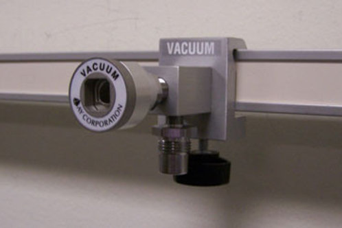 Single Gas Block Vacuum With Puritan Coupler