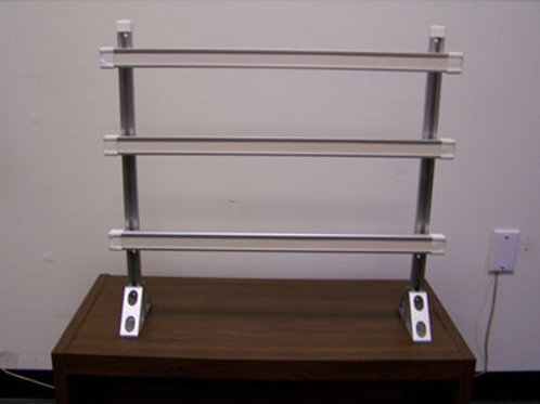 Counter Top Rail System