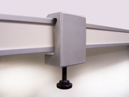 Blank Eastern Rail Clamp