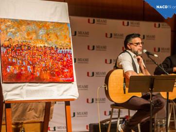 Canto de Vida y Esperanza Luis Enrique Mejia & Maria Fernanda Vogel