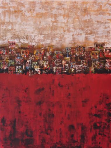 Asentamientos en Rojo