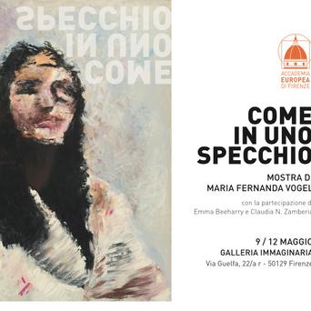 Exhibition Come in Uno Specchio    Firenze  Italia