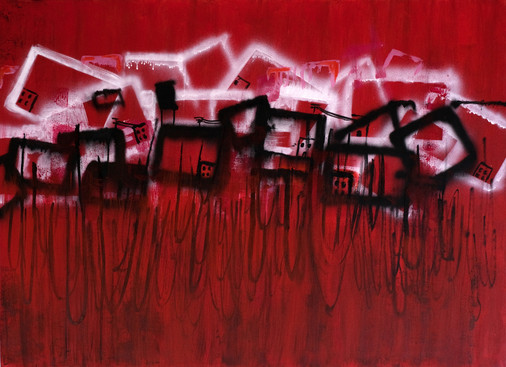 Grafitti en las Favelas