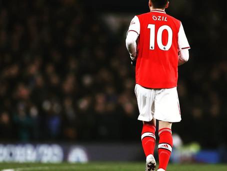 Ozil Breaks Silence as Arsenal refuses to field him