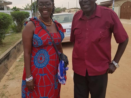 Osofo Dadzie was Witty and Lively - Hon Ursula Owusu