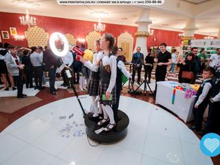 Накружились на весь Татарстан! СелфиСпиннер360-аренда в Казани и городах России.