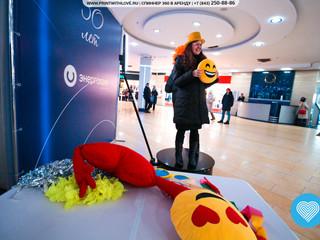 Накружим на Ваш успех! #СелфиСпиннер360 от команды PrintWithLove.ru