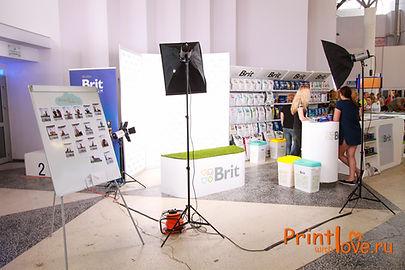 Мобильная выездная фотостудия в Казани