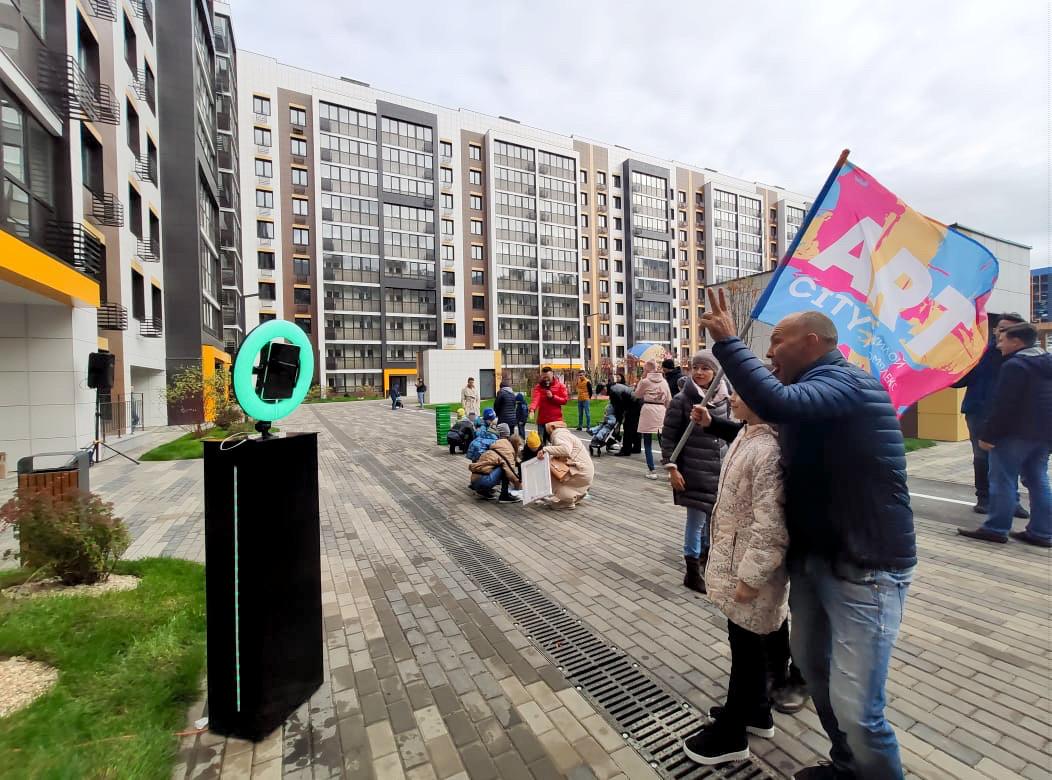Гиф стойка в аренду в Казани и городах Поволжья
