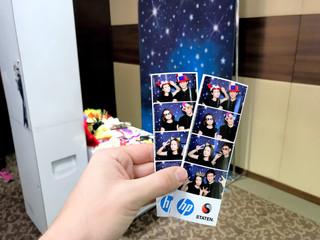 Звёздныйфон и ещё 5 фонов на выбор при заказе Фотобудки или Селфизеркала!