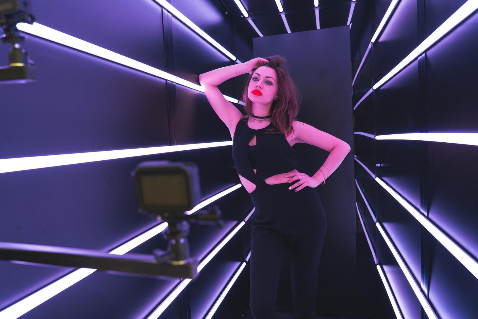 Неоновый тоннель -аренда в Казани и городах Поволжья