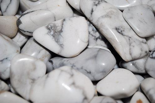Bulk Howlite   Tumbled Stone   Mineral Healing