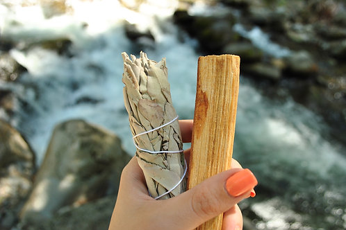 Palo Santo | Crystal Cleansing | Smudge Sticks | Crystal Healing |