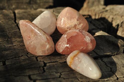 Small Tumbled Calcite Stones
