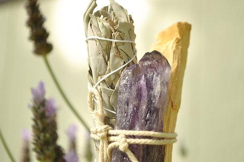 Amethyst Healing Bundle