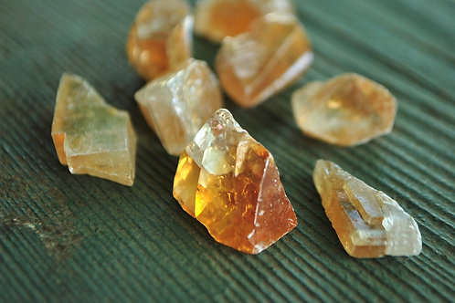 Bulk Brown Calcite