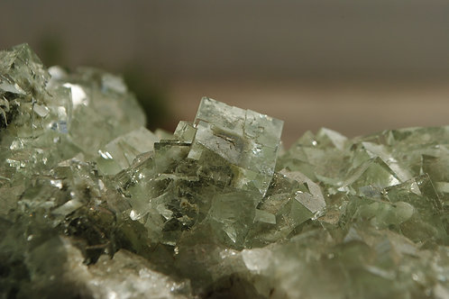 Green Fluorite | Green Mineral | Crystal |Pisces |Capricorn |