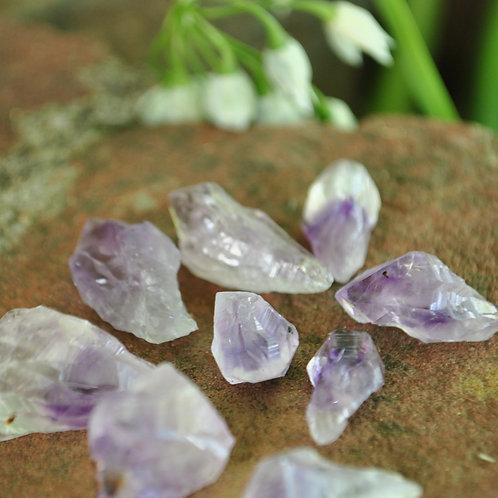 Bulk Amethyst Crystals